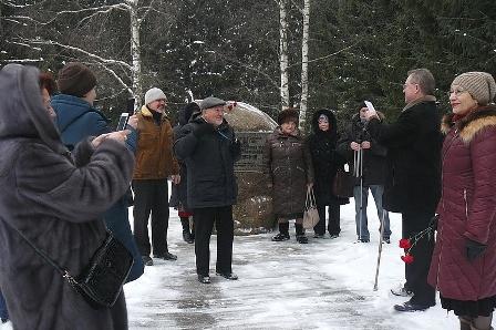 «Зима в Загорье» в память о великом поэте.